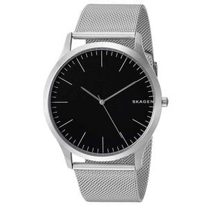 Skagen Men's Jorn Stainless Steel Mesh Band Watch